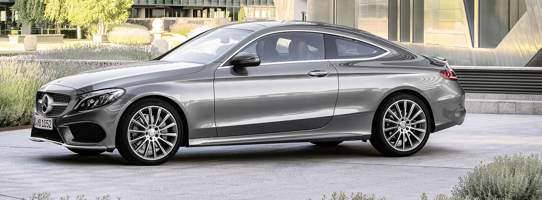 MERCEDES C-CLASS COUPE C220 Cdi Blueeff Avantgarde