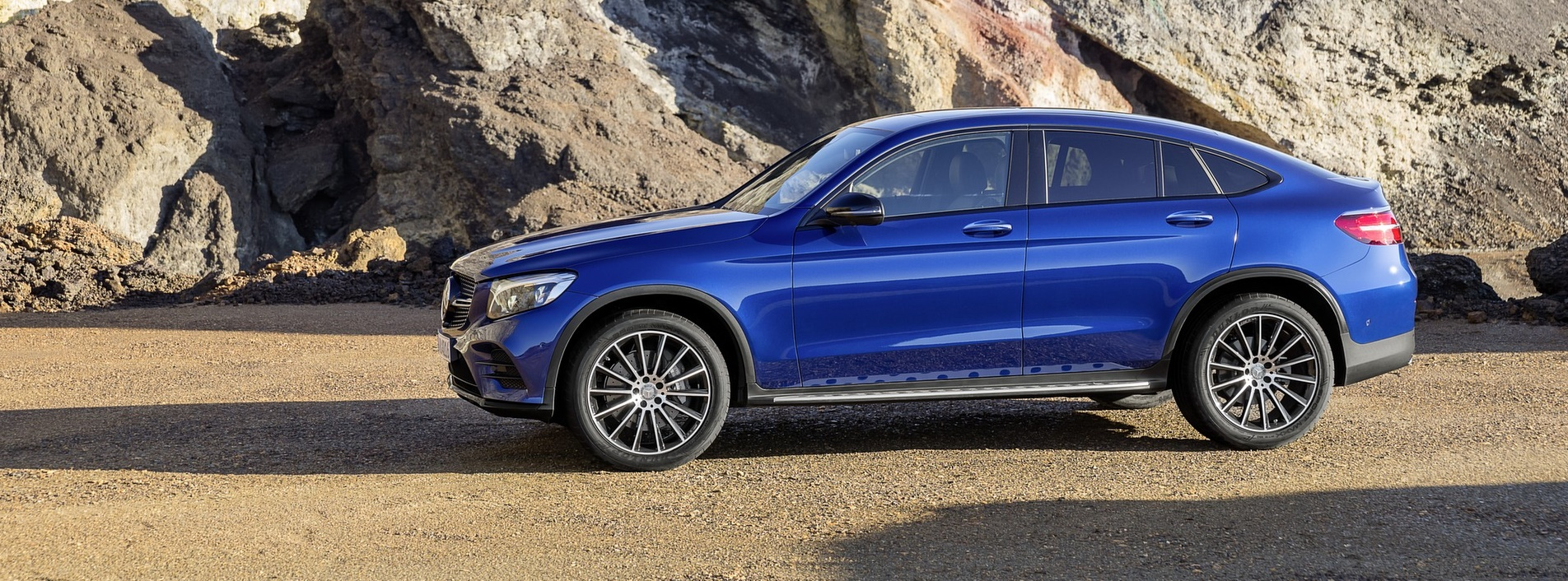 MERCEDES GLC COUPE Glc 220 D 4matic Business