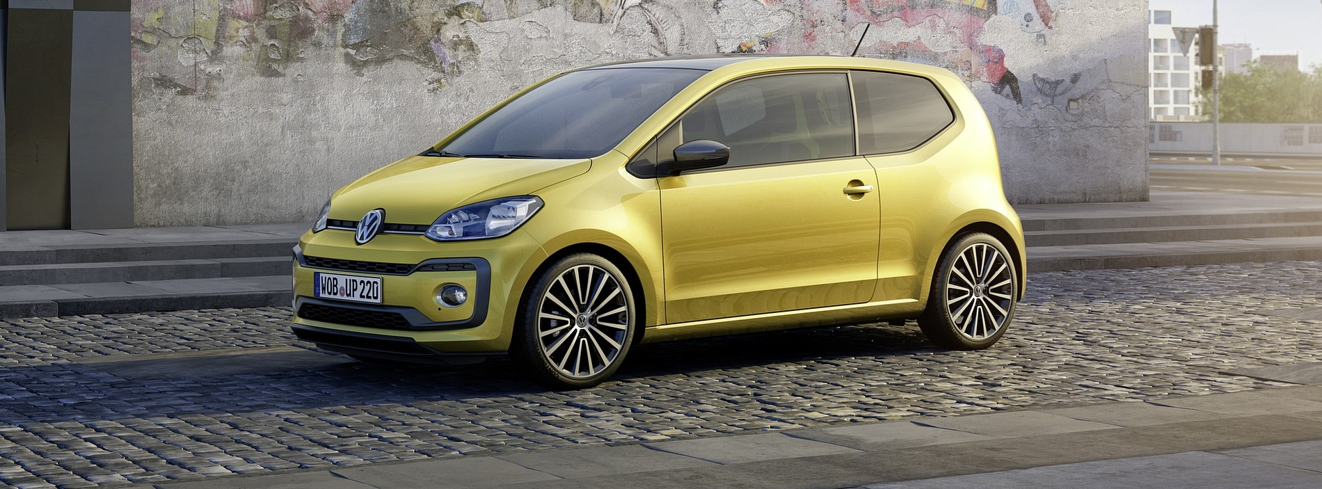 VOLKSWAGEN UP 1.0 55kw Move Up! Asg